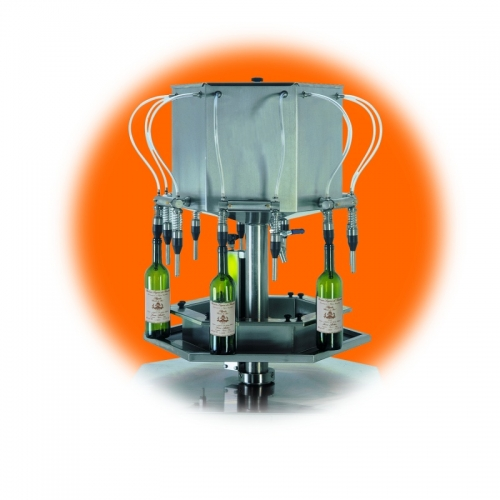 Rotary Serisi Dolum Makineleri