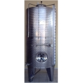 2530 Liter Capacity Stainless Steel Storage Tank