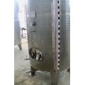 3050 Liter Capacity Stainless Steel Storage Tank