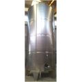 30450 Litre Kapasiteli Paslanmaz Çelik Stok Tankı.