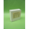 Kağıt Filtre Filtrasyon Kartonları