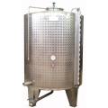 15320 Liter Capacity Stainless Steel Storage Tank