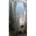7630 Liter Capacity Stainless Steel Storage Tank
