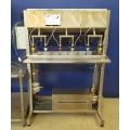 Şişe Dolum Makinası 12 Musluklu Vakumlu Pompalı
