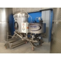 5 Squaremeter Kieselguhr Vertical Powder Filter