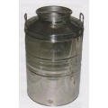 50 Lt. Volume Stainless Oil Drum