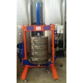 330 Liter Volume Stainless Steel Cage Motore Press