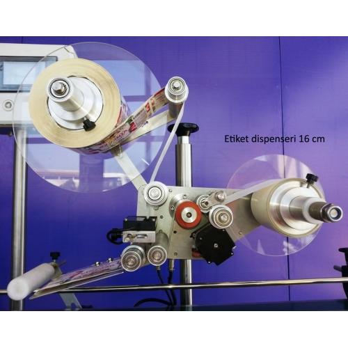 Otomatik Etiketleme Makinesi Serisi 2015