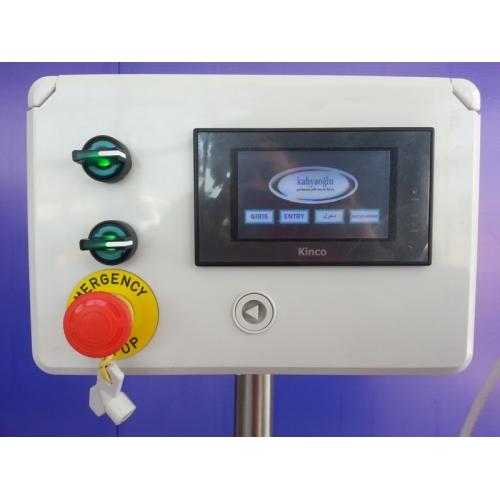 Profesyonel Tip Otomatik Etiketleme Makinesi Serisi 2015